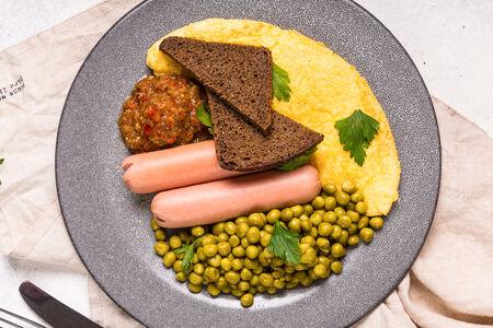 Советский завтрак