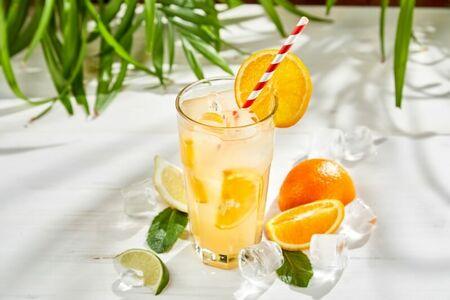 Лимонад Крем Сода