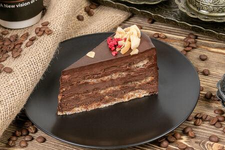 Торт Шоколад-орех