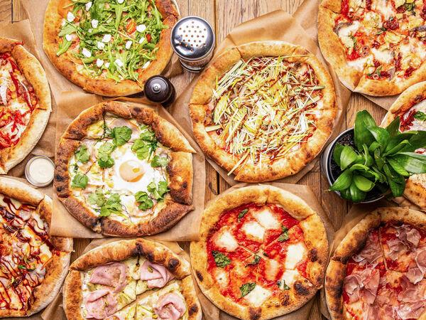 Brooklyn Pizza Pie