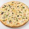 Фото к позиции меню Пицца Рыбная