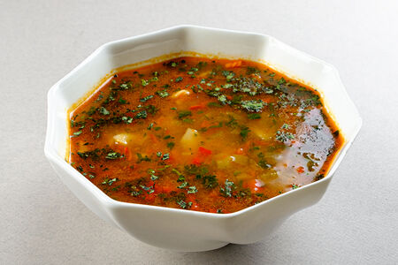 Суп Манпар