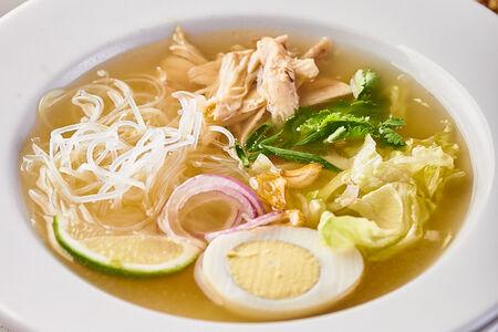 Суп-лапша Азиатский куриный