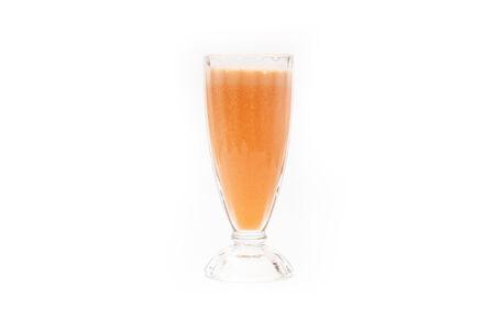 Сок свежевыжатый морковный