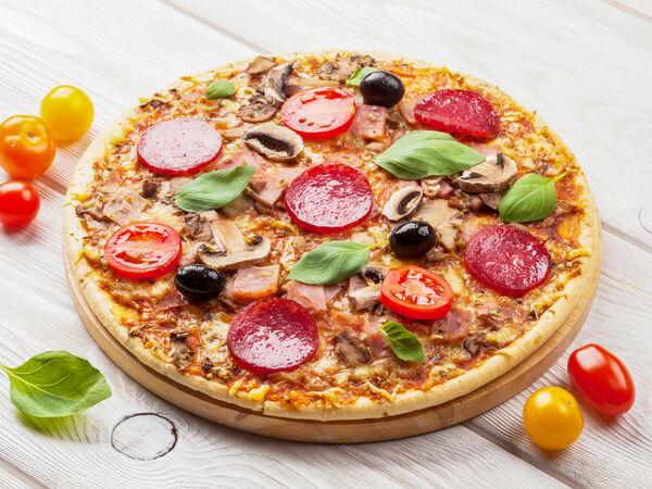 Тут Pizza