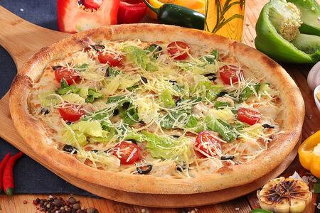 Пицца Цезарио пышная