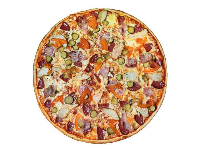 Пицца Фейерверк вкусов