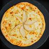 Фото к позиции меню Пицца Сырная груша
