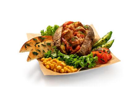 Картофель Премиум по-венгерски
