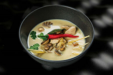 Суп Том Ям Кха
