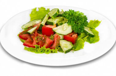 Салат Традиционный овощной