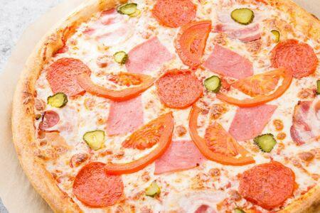 Пицца Мясной Микс 33см