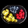 Фото к позиции меню Детский ягодный микс 150