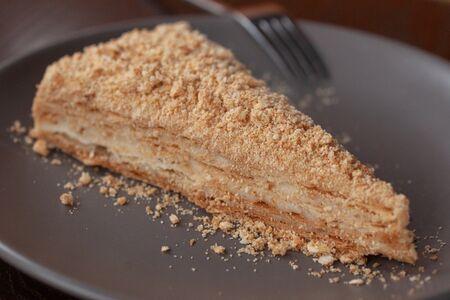Пирожное Наполеон по-домашнему
