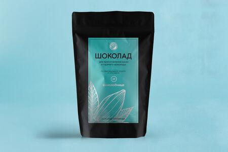 Шоколад в дисках для приготовления горячего шоколада и какао