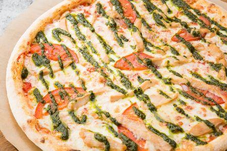 Пицца Чикен Песто