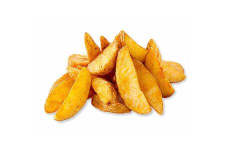 Запеченные картофельные дольки со специями
