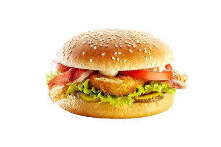 Бургер Биг Чикен Бекон