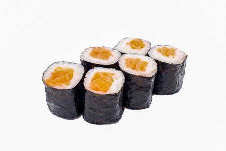 Ролл Классик с лососем