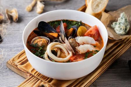 Суп Марсельский буйабес