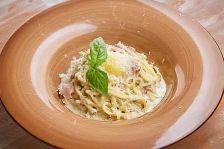 Спагетти Карбонара по классическому рецепту