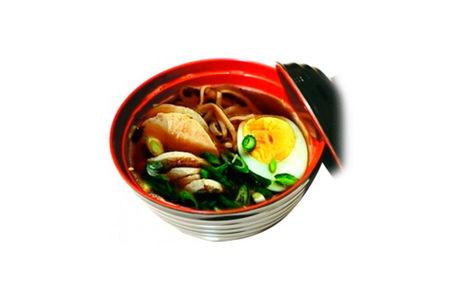 Суп удон С курицей