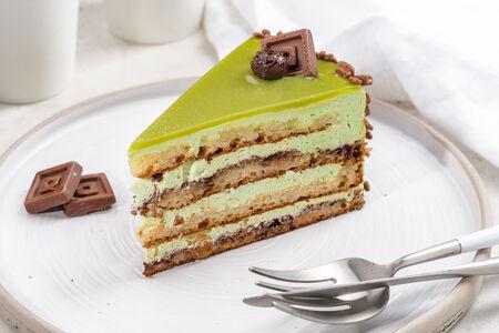Десерт Ореховая симфония