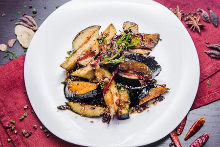 Баклажаны по традиционному рецепту