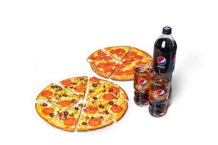 Пицца Сет PEPSI MAX