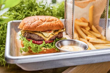 Бургер Классический американский