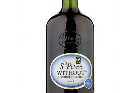 St Peters Without alcohol free beer 0%