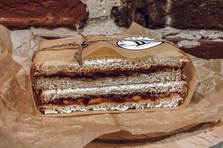 Сэндвич Бранч американца