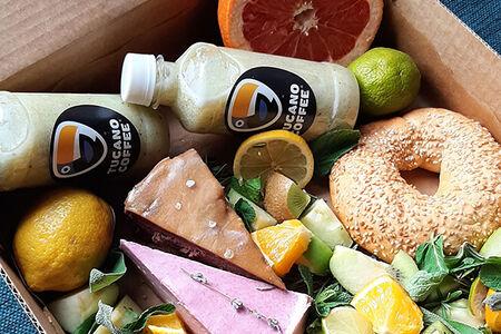 Сытный и витаминный набор