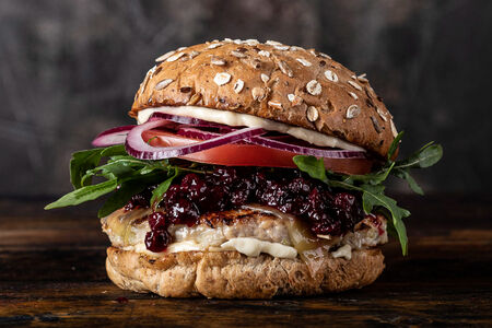 Бургер День благодарения