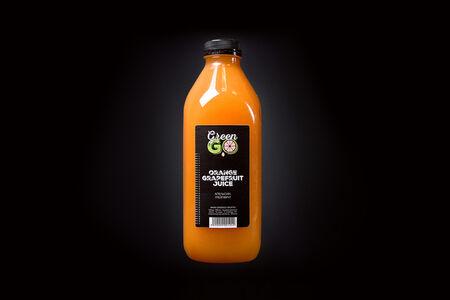 Фреш Orange & Grapefruit Juice Экстра объем