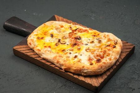 Пицца Сырный блюз