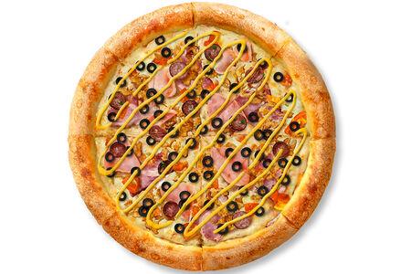 Пицца Исландия