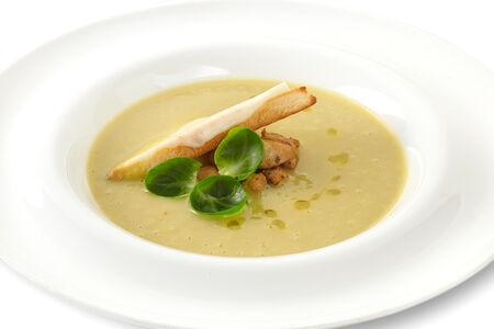 Суп-крем из брюссельской капусты