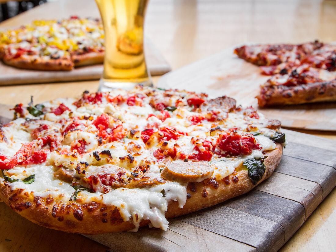 Beerman & Пицца