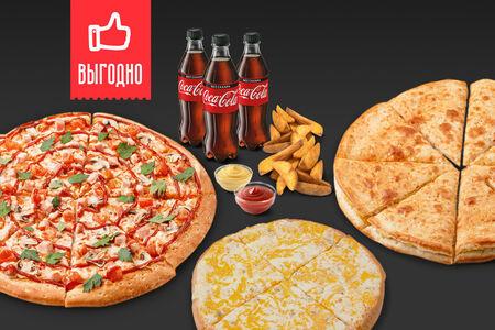 Пицца Комбо Семейное
