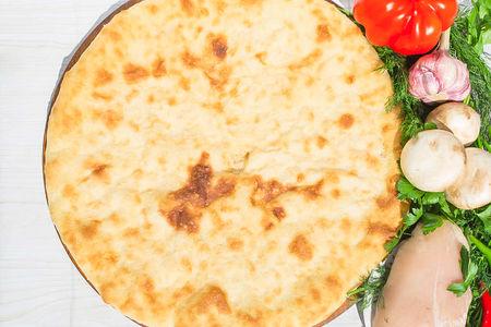 Осетинский пирог с курицей и капустой (1200 г)