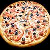 Фото к позиции меню Пицца с горбушей