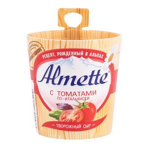 Сыр творожный Almette 57% томаты
