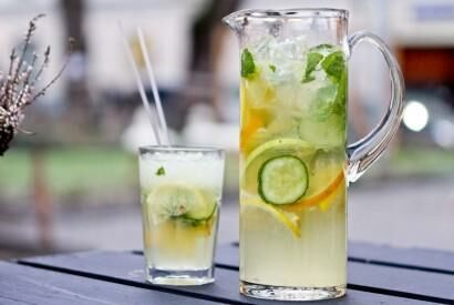 Классический лимонад с огурцом, 1 л