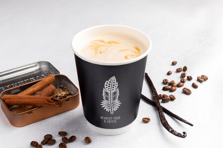 Кофейный напиток Спешл раф