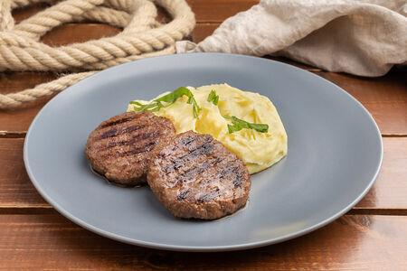 Котлеты из абердинской говядины