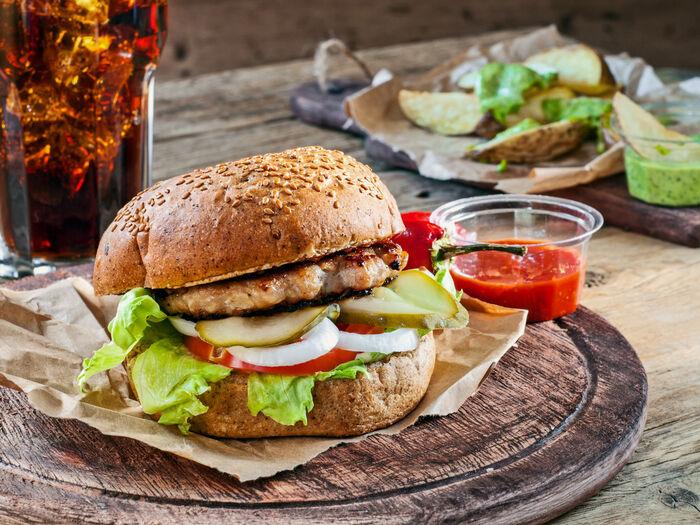 I Like Burger
