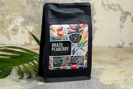 Surf Coffee Brazil Peaberry моносорт