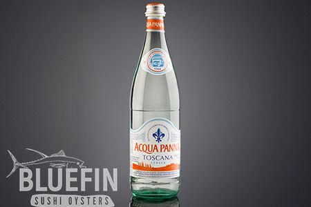 Вода acqua panna негазированная