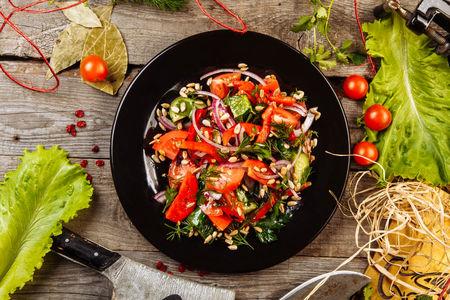 Салат Овощной фреш